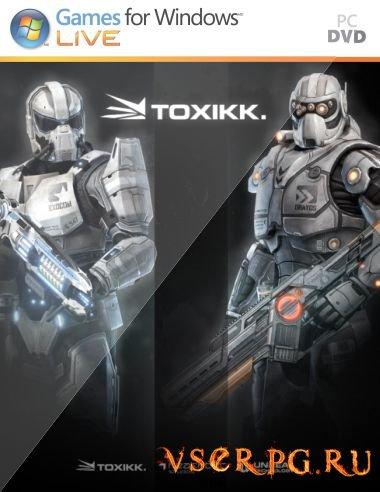 Постер игры TOXIKK