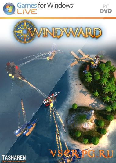 Постер игры Windward