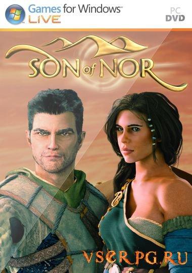 Постер игры Son of Nor