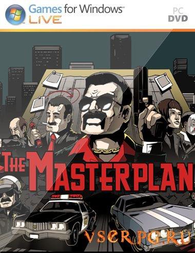Постер игры The Masterplan