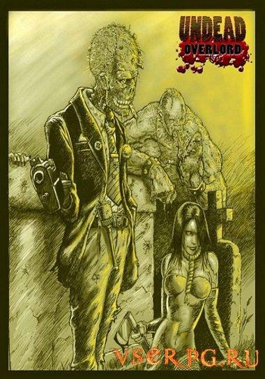 Постер игры Undead Overlord