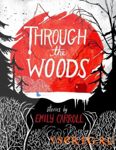 Постер игры Through the Woods