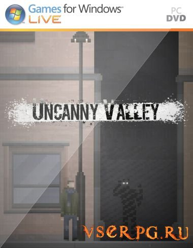Постер игры Uncanny Valley