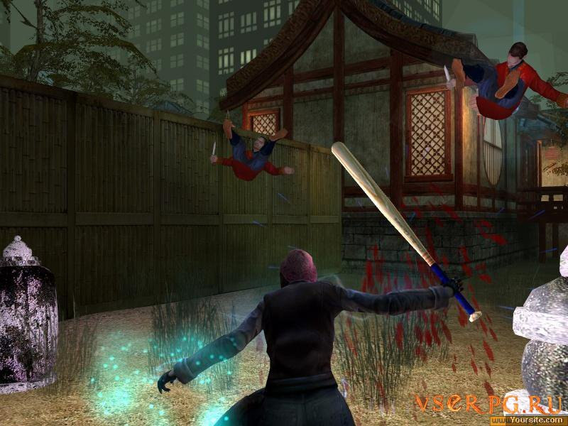 Vampire The Masquerade Bloodlines screen 1