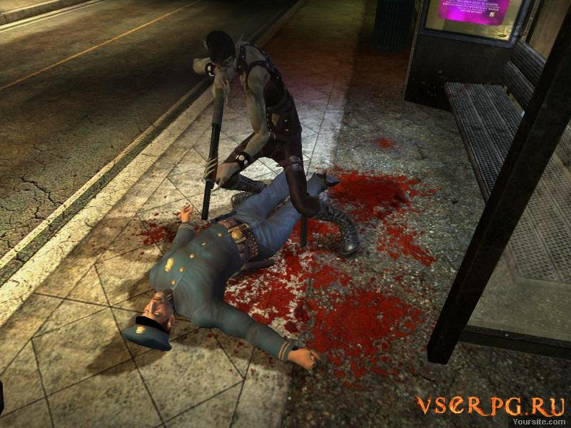 Vampire The Masquerade Bloodlines screen 3