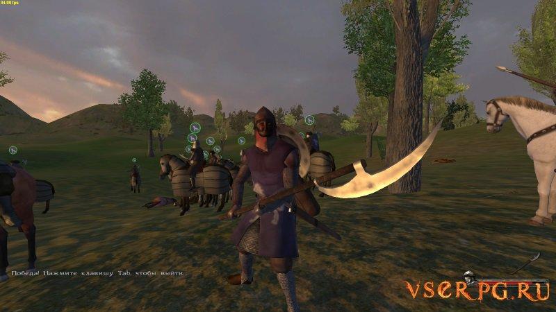 Mount Blade: Эпоха турниров screen 1