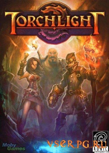 Постер игры Torchlight