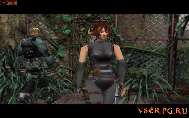 Dino Crisis 2 screen 2