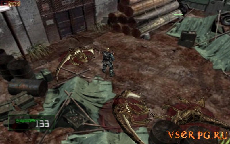 Dino Crisis 2 screen 1