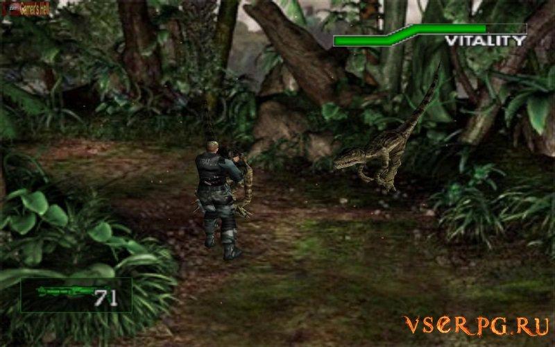 Dino Crisis 2 screen 3