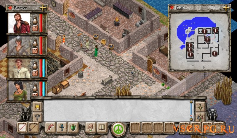 Avernum Escape from the Pit screen 1