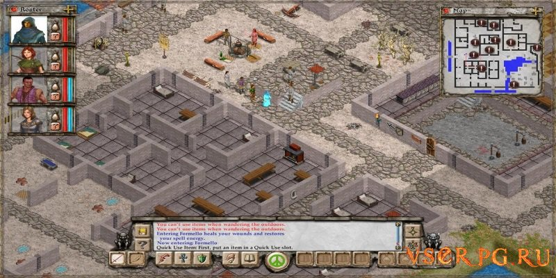 Avernum Escape from the Pit screen 2