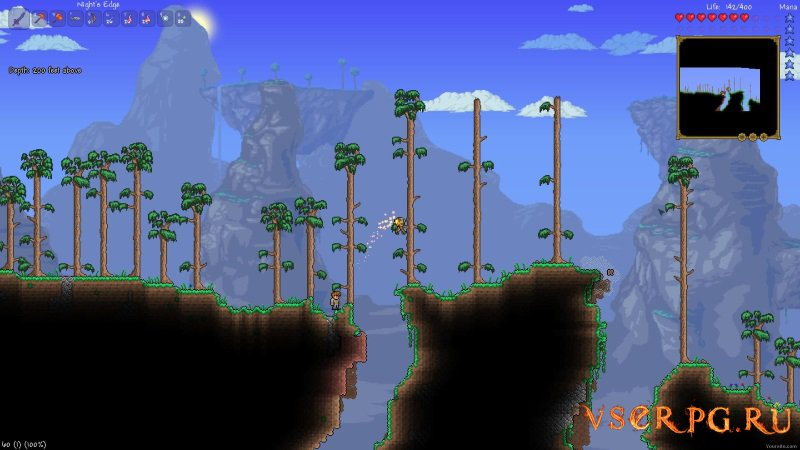Terraria 1.2.4.1 screen 1
