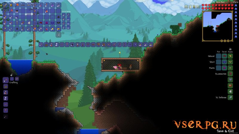 Terraria 1.2.4.1 screen 2