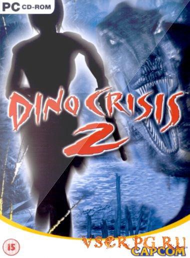 Постер игры Dino Crisis 2