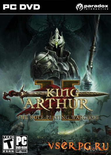 Постер игры Король Артур 2