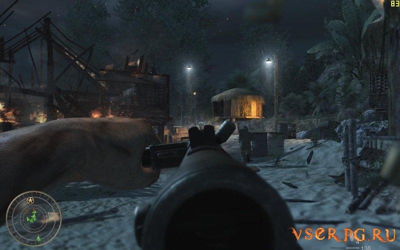 Call of Duty World at War screen 2