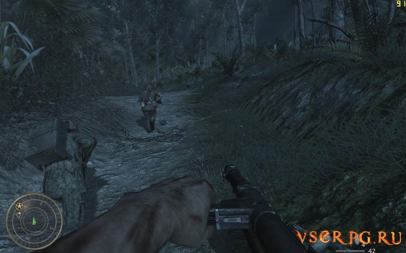 Call of Duty World at War screen 3