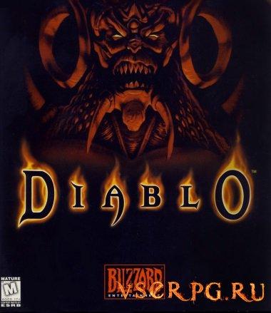 Постер игры Diablo 1