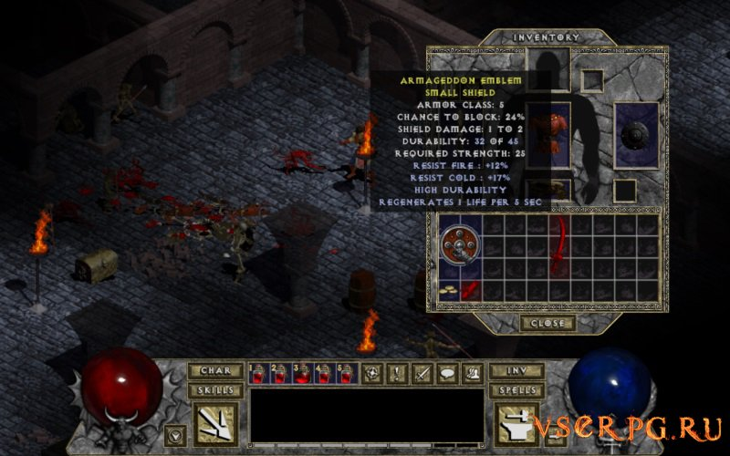 Diablo 1 screen 2