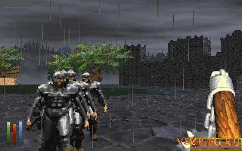 The Elder Scrolls 2 Daggerfall screen 1