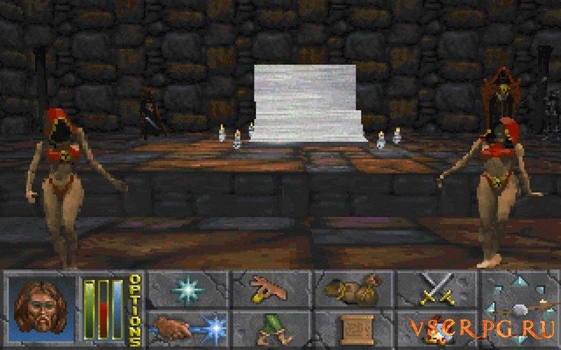 The Elder Scrolls 2 Daggerfall screen 2