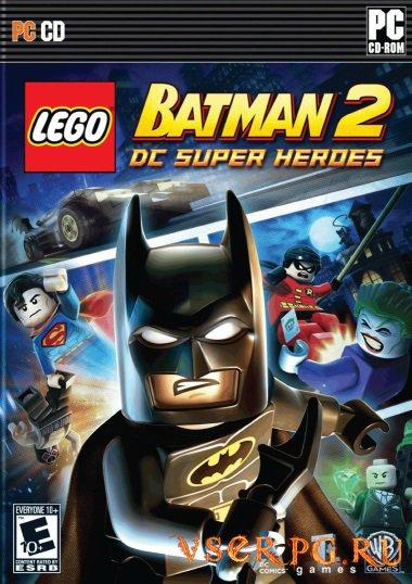Постер игры Лего Бэтмен 2