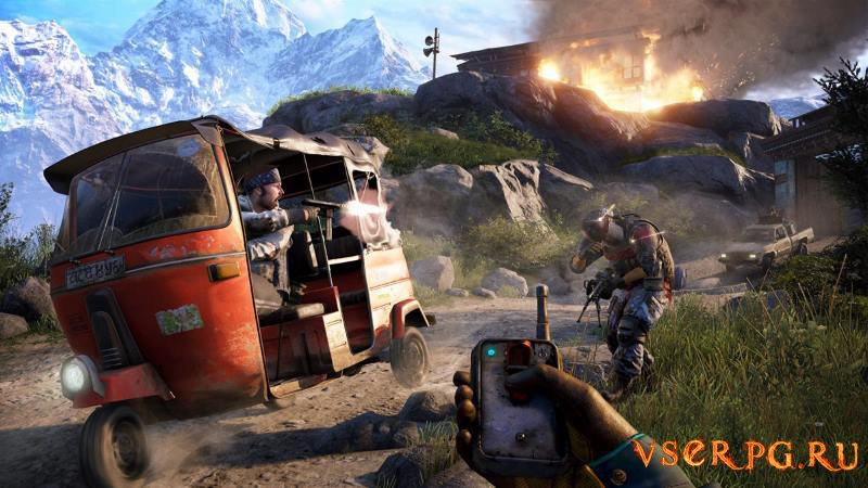 Far Cry 4 [Xbox 360] screen 1
