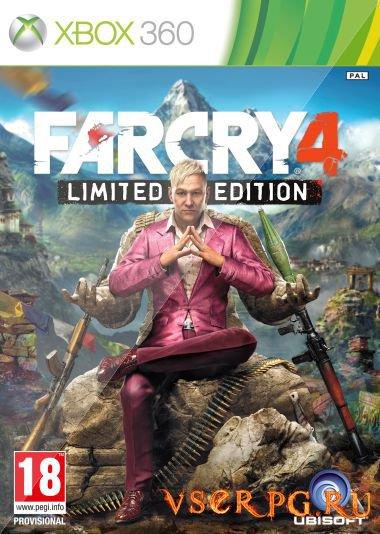 Постер игры Far Cry 4 [Xbox 360]