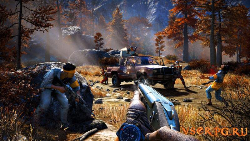 Far Cry 4 [Xbox 360] screen 3