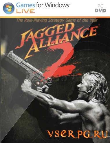Постер игры Jagged Alliance 2