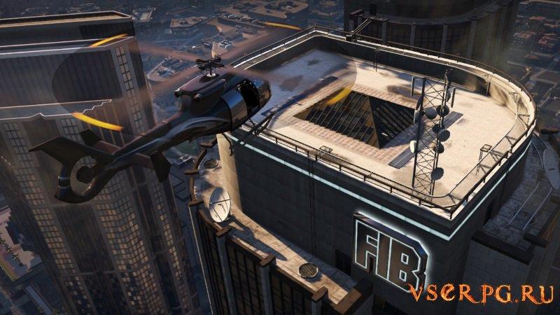 Grand Theft Auto V PC screen 2