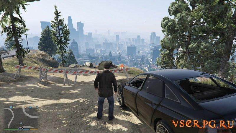 Grand Theft Auto V PC screen 1