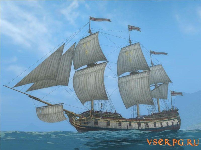 Корсары: Город Потерянных Кораблей screen 1