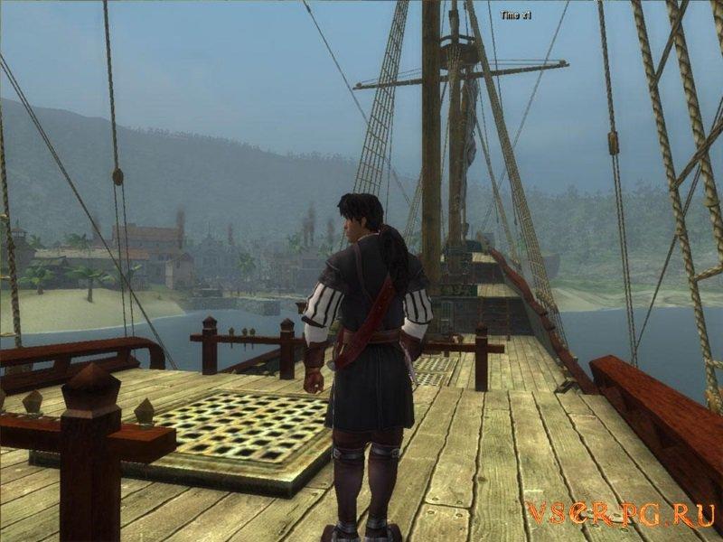 Корсары: Город Потерянных Кораблей screen 2