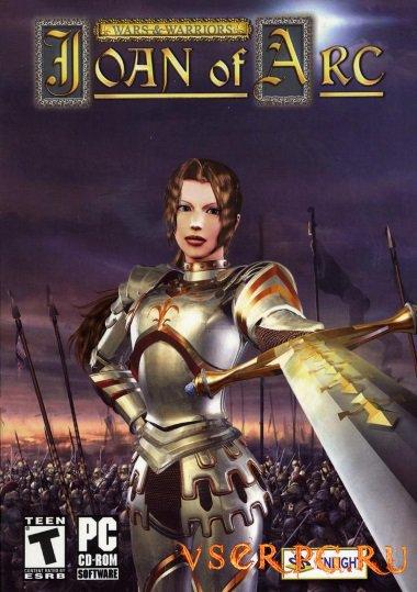 Постер игры Жанна д'Арк