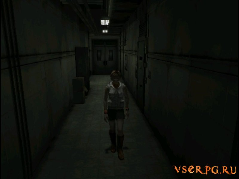 Silent Hill 3 screen 1