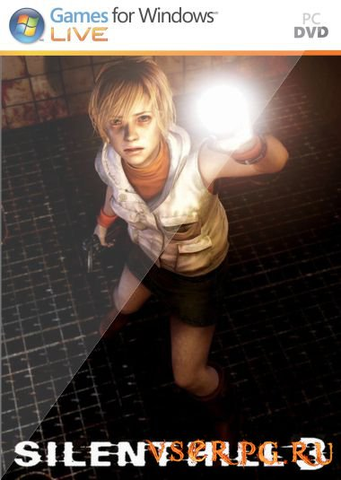 Постер игры Silent Hill 3