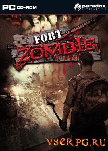 Постер игры Форт зомби