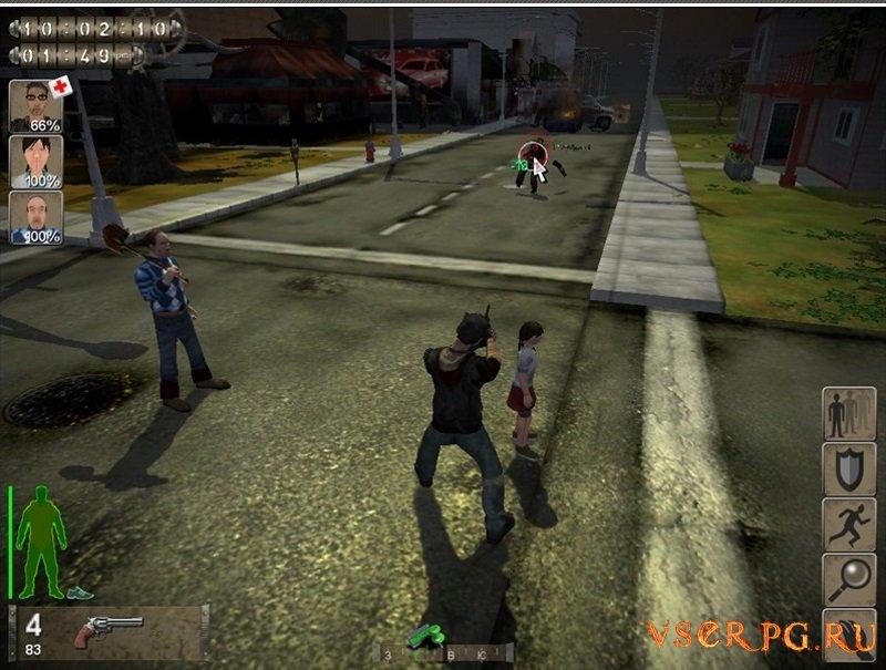 Форт зомби screen 2