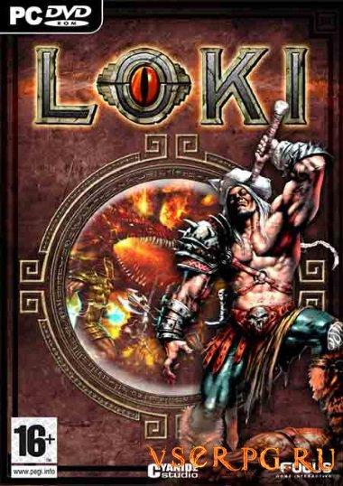 Постер игры Loki