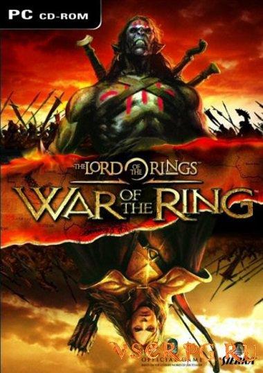 Постер игры Властелин колец: Война кольца