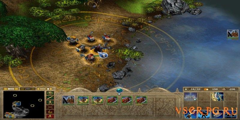 Властелин колец: Война кольца screen 1