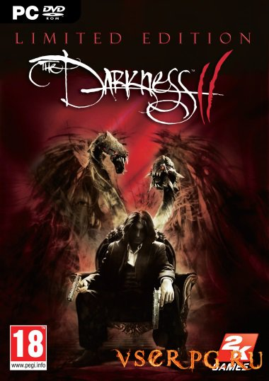 Постер игры The Darkness 2