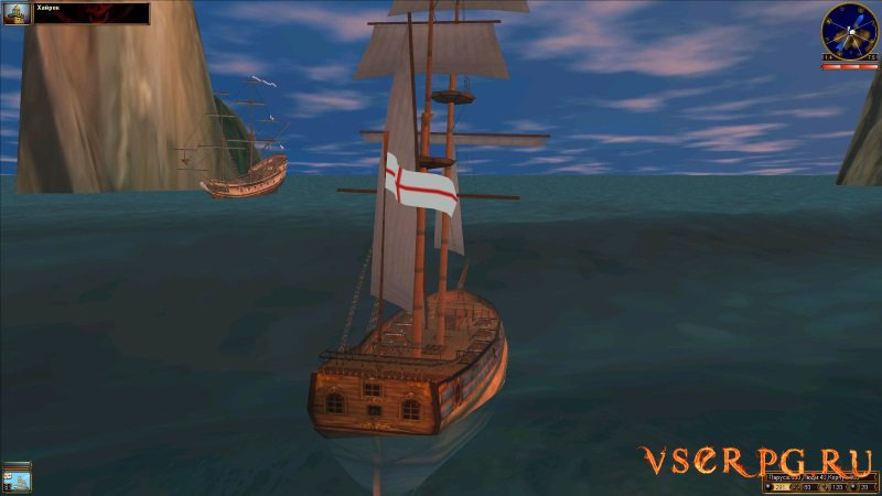 Корсары: Проклятье дальних морей screen 2