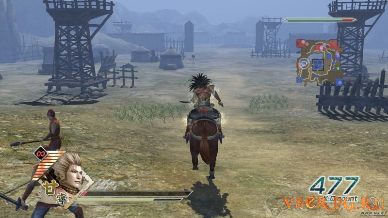 Dynasty Warriors 6 screen 3