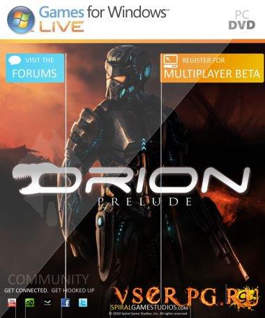 Постер игры Orion Prelude