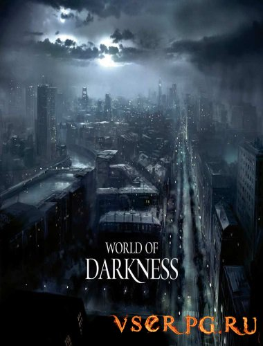 Постер игры World of Darkness Online
