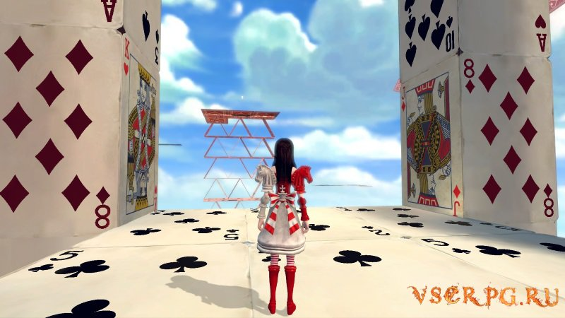 Alice Madness Returns screen 3