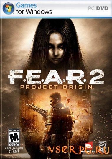 Постер игры F.E.A.R. 2: Project Origin